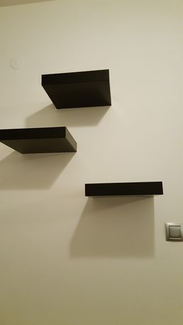 Półka półki Ikea Lack 30x26 3szt.