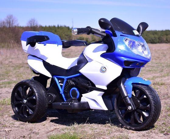 MOTOR ŚCIGACZ,na akumulator dla dzieci STRONG 2 EXCLUSIVE