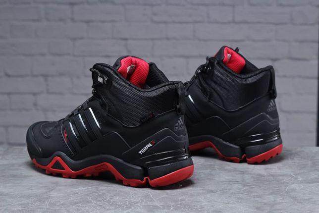 """Кроссовки. """"Adidas Terrex Gore Tex"""", кросовки. Зимние, адидас."""