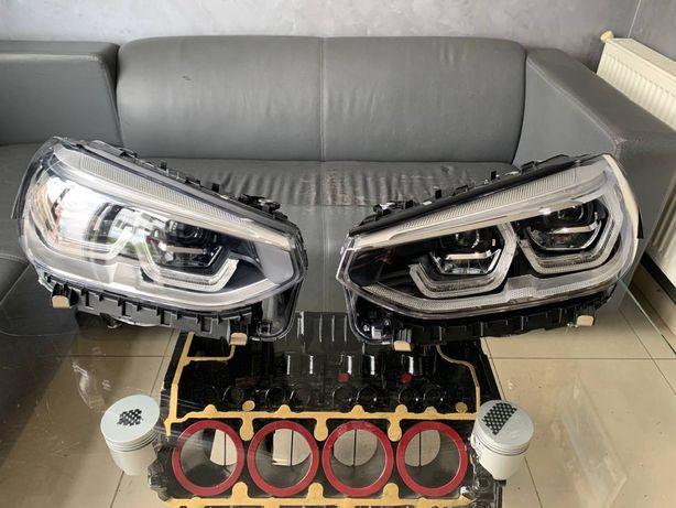 Фары BMW g01 g02 новые оригинал с блоками