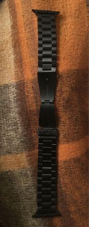 Apple watch series 3 42mm bransoleta czarna