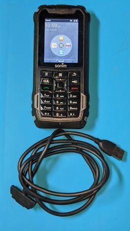 Sonim xp5700 + usb кабель. Точка доступа работает.