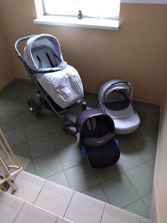 Wózek 3 w 1 Coneco la Vita.