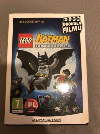 Batman gra komputerowa
