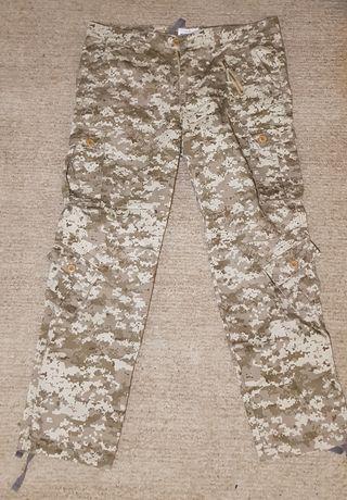 Камуфляжные штаны MUST WAY (охота - рыбалка)