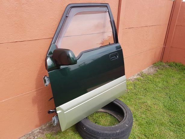 Drzwi Lewe Przednie Kierowcy SUZUKI VITARA Zielone