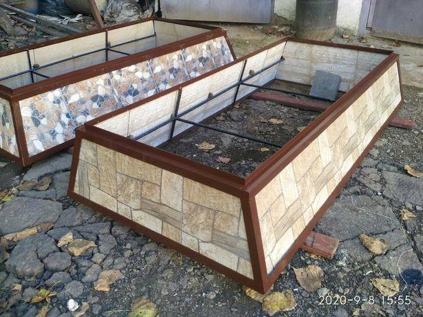 Надгробки готові