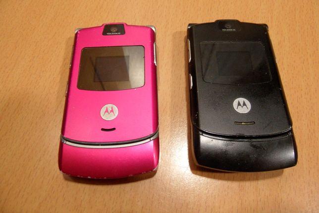 Motorola V3 oryginał leżak dla konesera