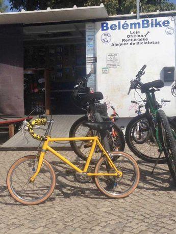 bicicleta de ciclista  de criança ORBITA