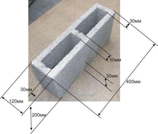 Шлакоблок и тротуарная плитка от производителя
