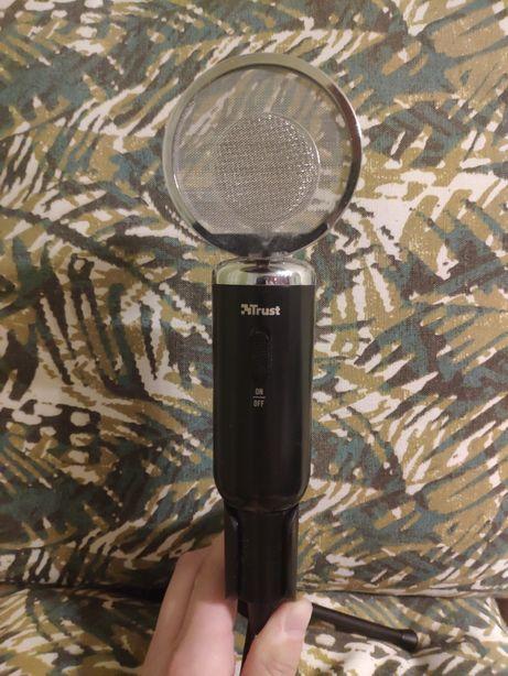 Микрофон Trust