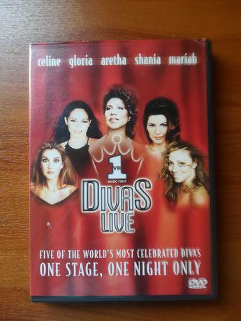 DVD Divas Live Celine Dion Mariah Carey