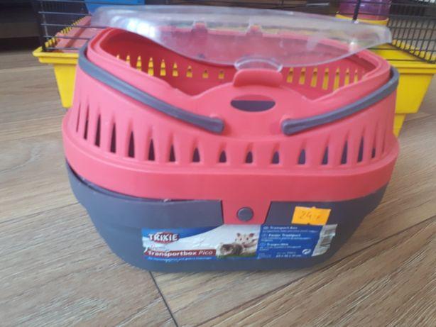 klatka do transportu dla chomika.myszy