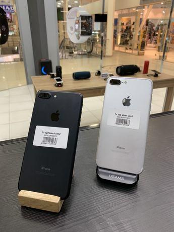 Вживаний iPhone 7+ 32/128/256 Gb Black/Jet Black/Silver/Gold/Rose/Red