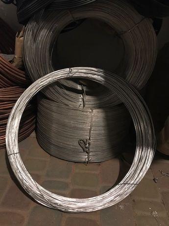 проволока алюминиевая катанка 2, 3, 8, 10мм