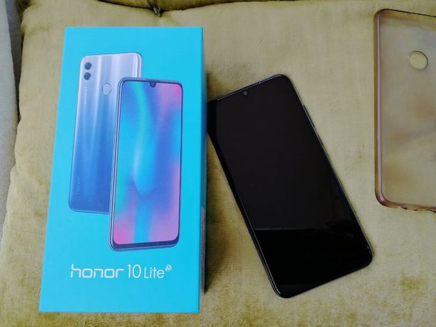 Honor 10 Lite Dual Sim (6.2'' - 3 GB - 64 GB - Preto