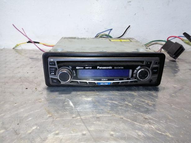 Radio Panasonic 12v
