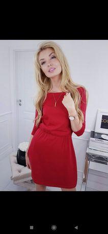 Sukienka dresowa Cinamoon