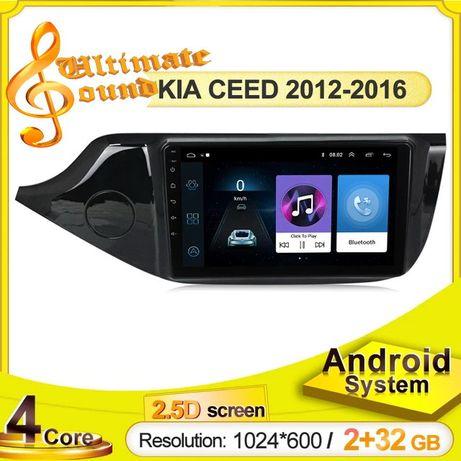Штатная магнитола KIA CEED 2012-2016 Android10