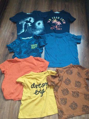 Sprzedam koszulki rozmiar 104