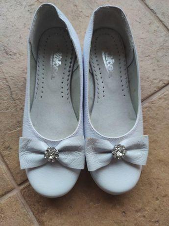 Buty komunijne dla dziewczynki rozmiar 32