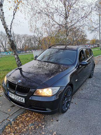 BMW E91 318d 143KM