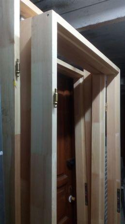 Ościeżnice,futryny drewniane do drzwi,nowe
