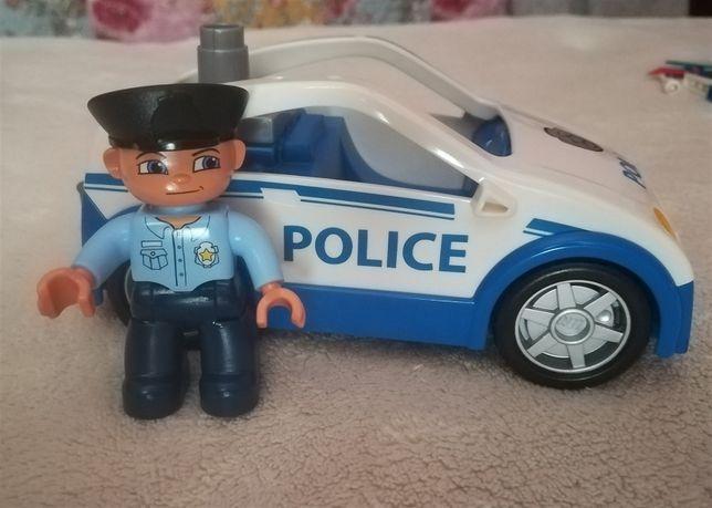 Lego - carrinho polícia