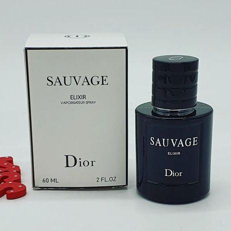 Dior Sauvage Elixir - Кристиан Диор Саваж Еликсир 60 мл для мужчин