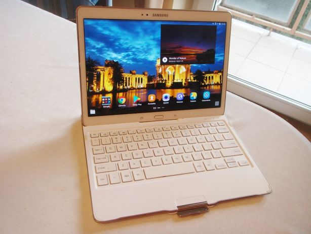 Tablet SAMSUNG GALAXY TAB S SM-T800, 10,5, WIFI, klawiatura jak etui