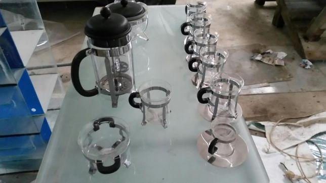 Conjunto de chá e café bodum