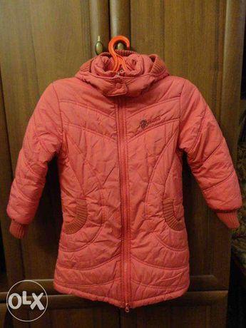 Куртка зимняя детская для девочки REMOND GIRLS (полу-пальто)