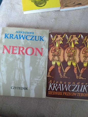 Siedmiu przeciw Tebom; Neron; Rzymianki; Ród Konstantyna