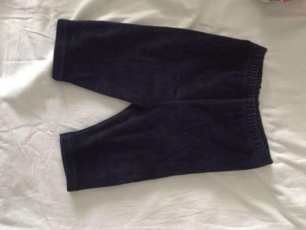 Dresy spodnie 62/68