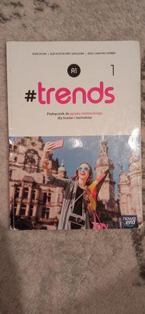 Trends 1 A1 podręcznik niemiecki