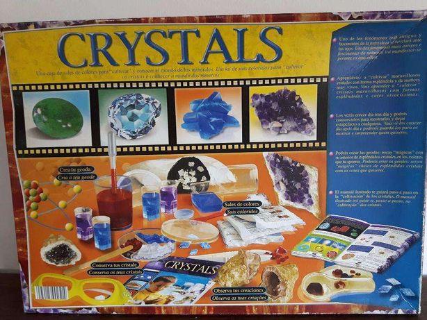 Expriencias com cristais