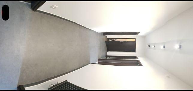 Nowoczesne apartament z garażem