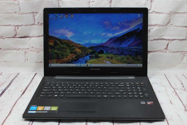 Игровой ноутбук ультрабук Lenovo 15.6 / A8 4ЯДРА / 4gb / 500 HDD / США