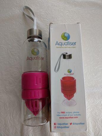 Butelka na wodę z miejscem na owoc Aquatiser