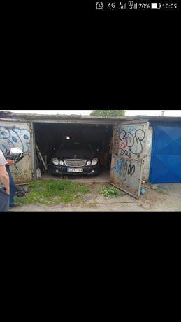 Продам гараж на Мелиора1тивном в районе железной дороги