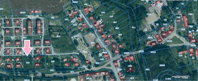 Pęzino działka budowlana 1592m2