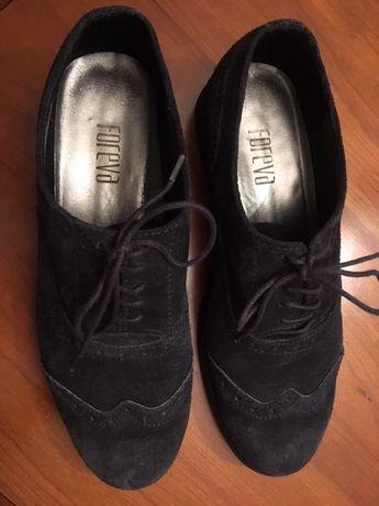 Sapatos Foreva Azuis