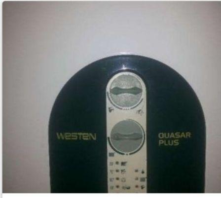 Запчасти б/у газовый котёл Westen Quasar Plus