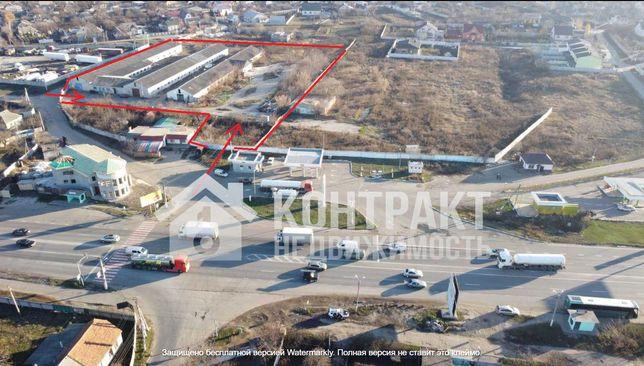 2511692 N3 Продам производственно-складскую базу. Район Песочин