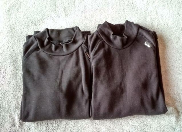 2 Koszulki termiczne 125-132 cm. 8 lat