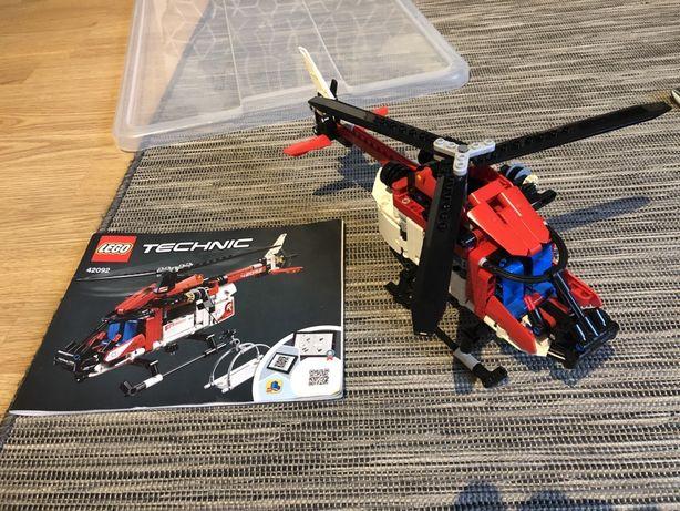 Lego Technik 42092, Helikopter
