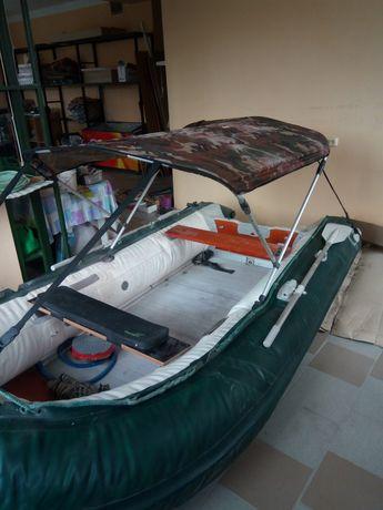Лодка SUZUMAR 360