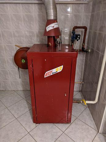 Kocioł gazowy o mocy 30 kW firmy Atest-Gaz