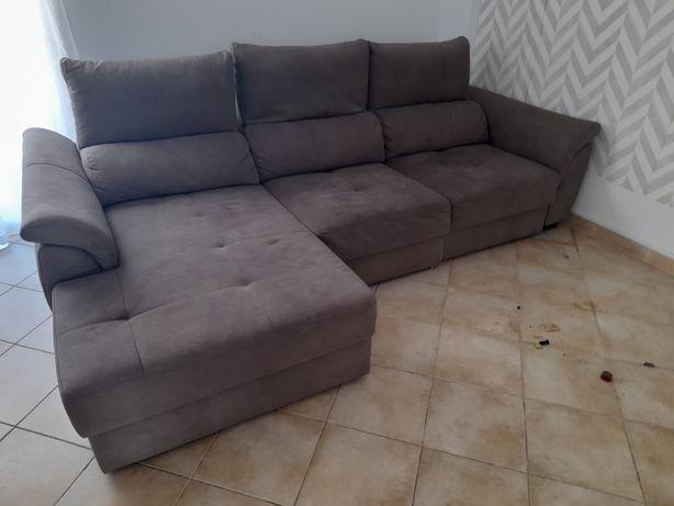 Vendo sofa chaise long