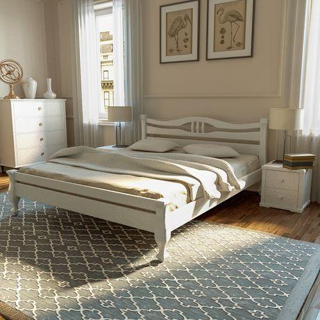 """Кровать деревянная """"Даллас"""" массив Ольха 4700 грн, Бесплатная доставка"""